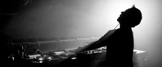 Laurent Garnier at WHP X Love International