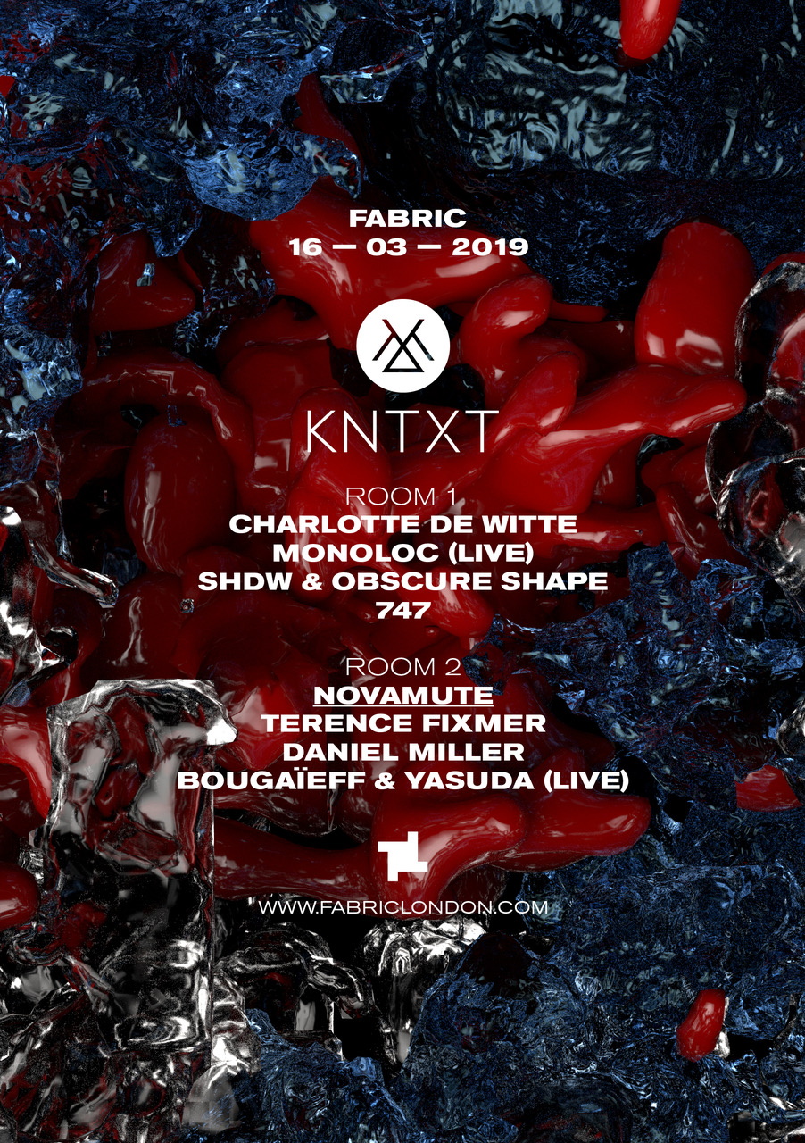 fabric novamute night