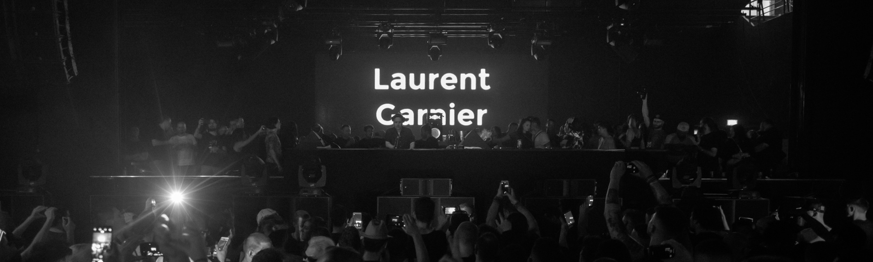 laurent garnier time warp