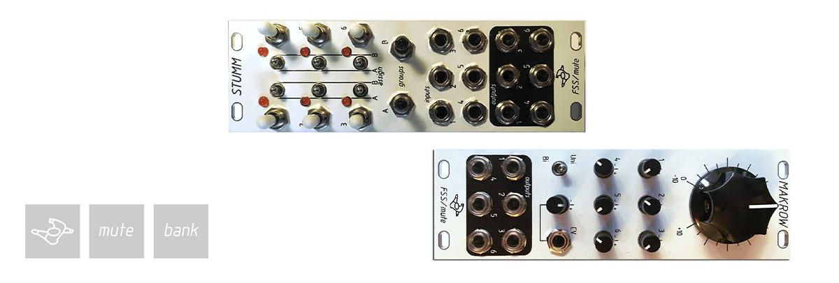 modular mute
