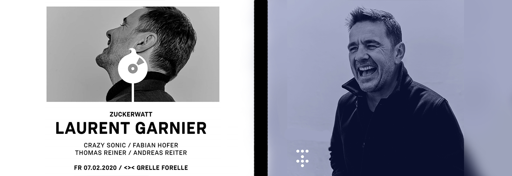 laurent garnier weekend
